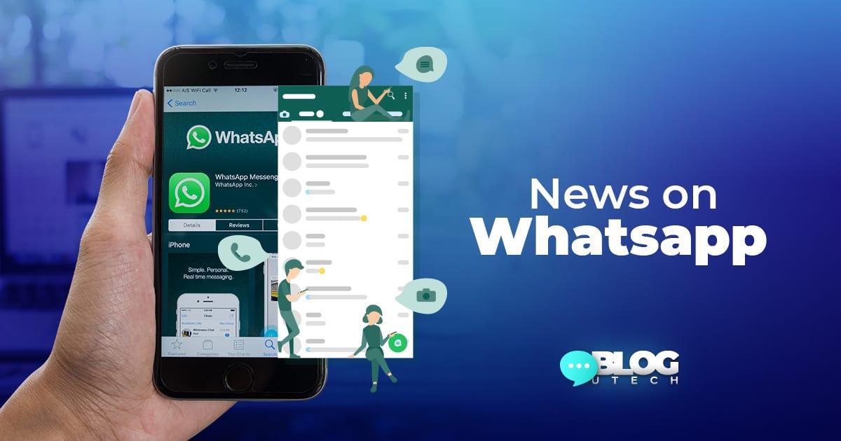 News on Whatsapp
