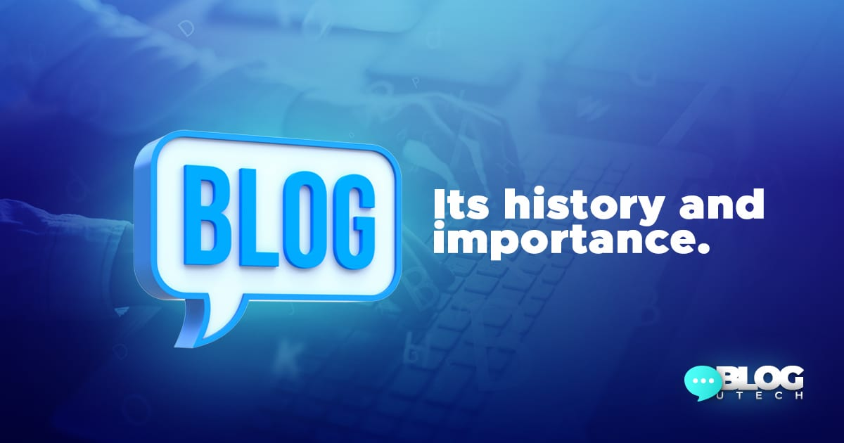 history blog