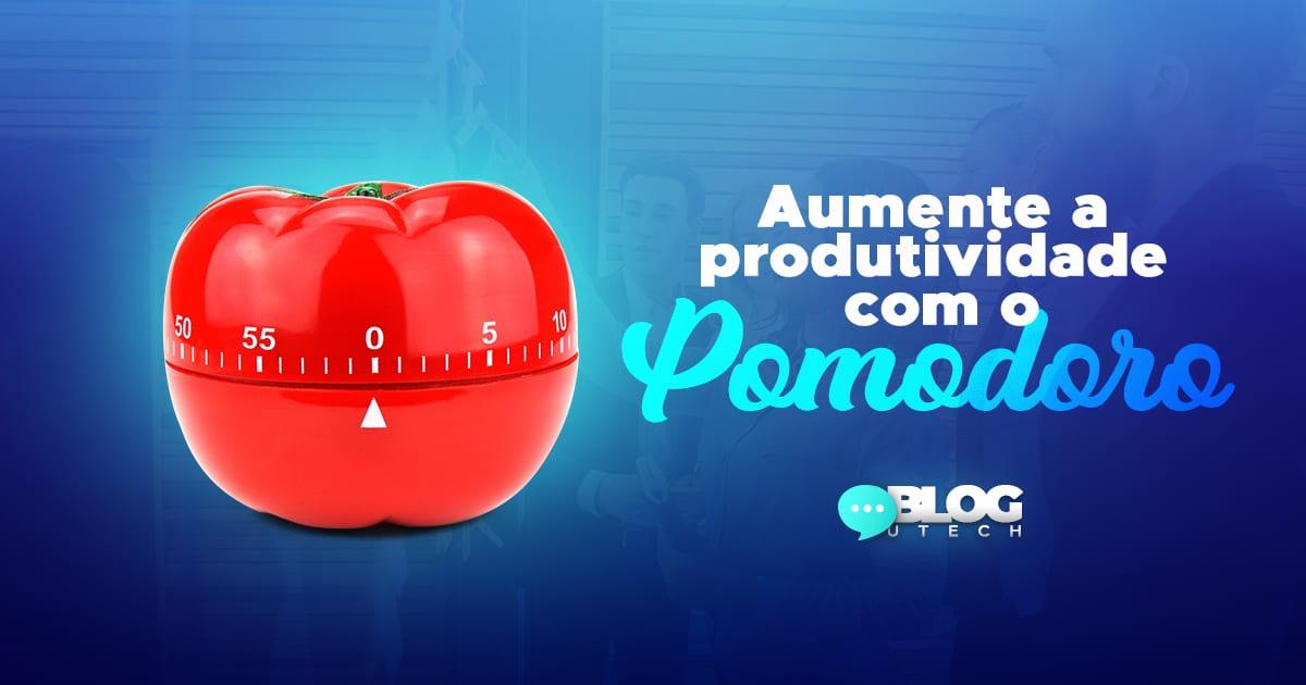 aumentar a produtividade com pomodoro