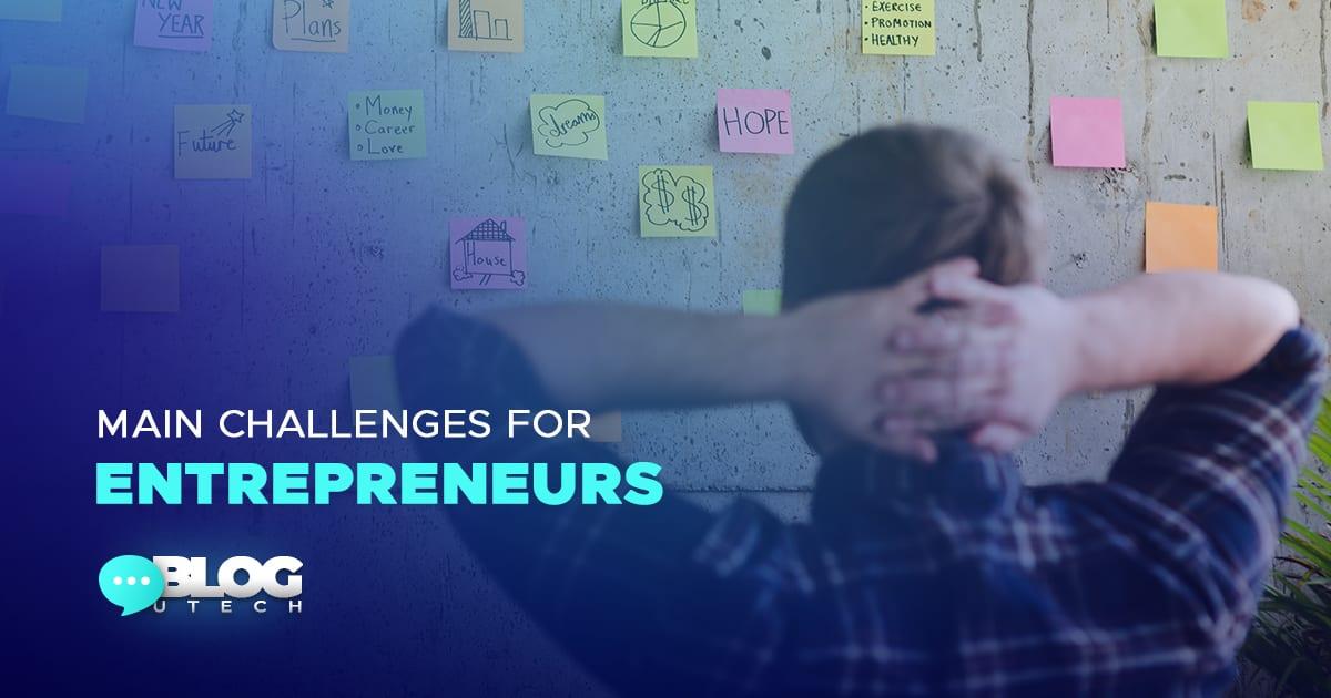 challenges for entrepreneurs
