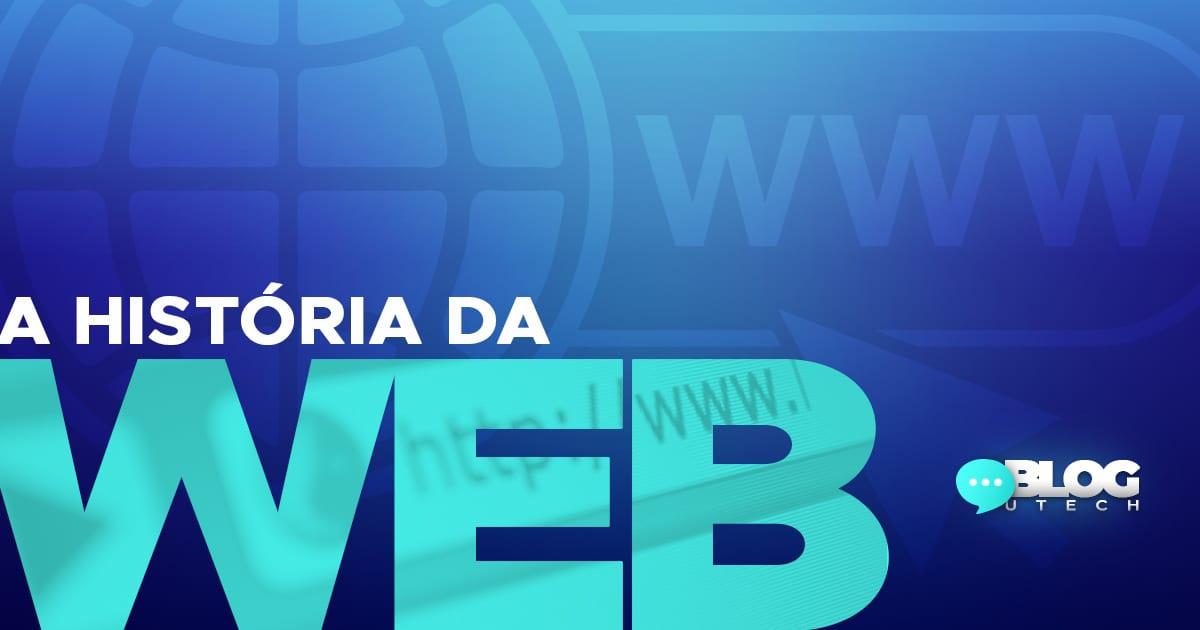a historia da web