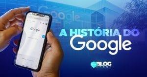 historia do google